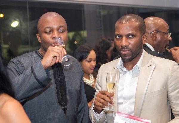 Montaudon Champagne Launch - BellaNaija - April2014050