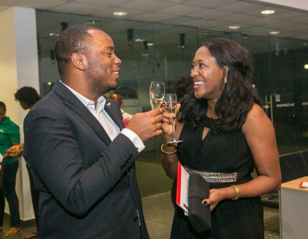 Montaudon Champagne Launch - BellaNaija - April2014055