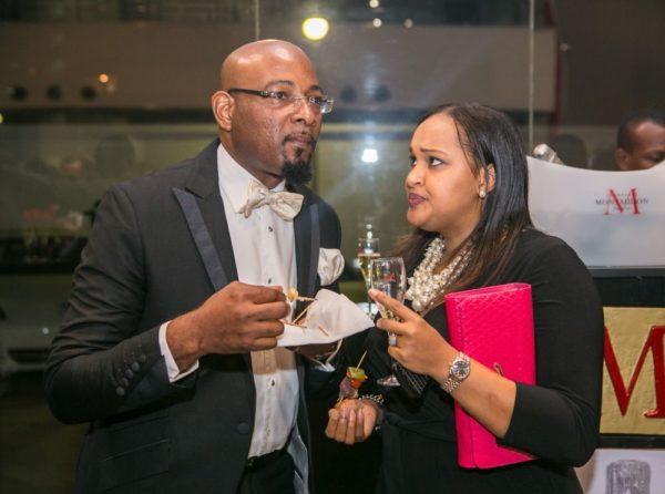 Montaudon Champagne Launch - BellaNaija - April2014057