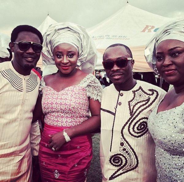 AY, Ini Edo, Julius Agwu, Emem Isong