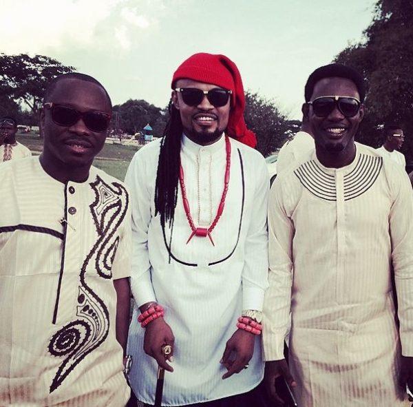 Julius Agwu, Moses Inwang & AY