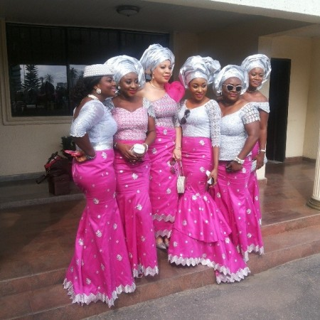 Moses Inwang Trad Wedding - April 2014 - BellaNaija 018