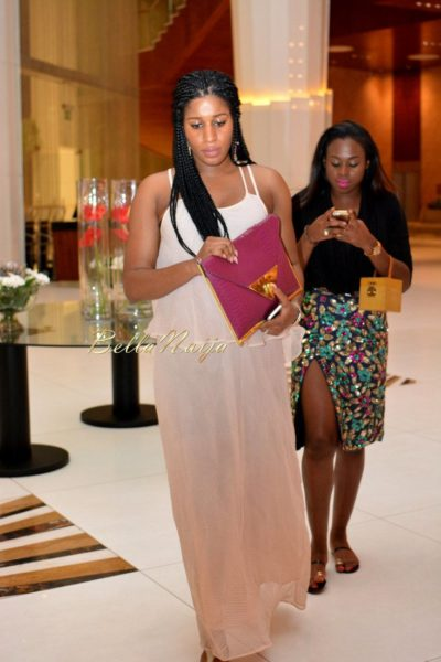 Naeto C's Wife Debuts Baby Bump - April 2014  - BellaNaija.com - 06