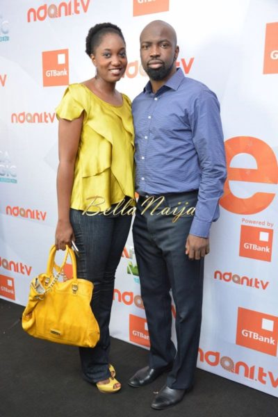 Ndani TV The Juice Season 2 Launch Party - April 2014 - BellaNaija - 042