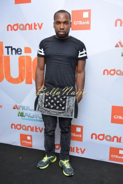 Ndani TV The Juice Season 2 Launch Party - April 2014 - BellaNaija - 086