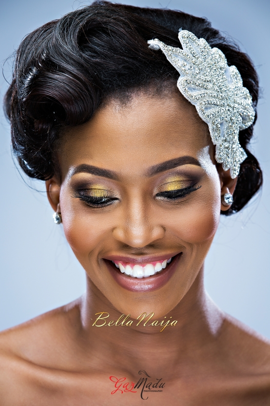 BN Bridal Beauty: The Perfect Bridal Portrait | Gazmadu ...