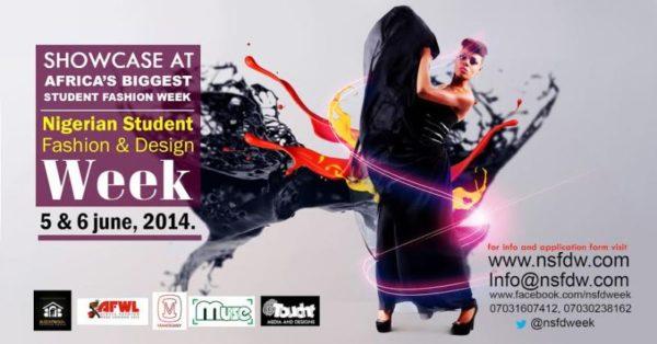 Nigerian Student Fashion & Design Week 2014 - Bellanaija - April 2014