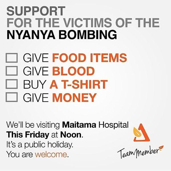 NyaNya Bomb - Help Charity - BellaNaija