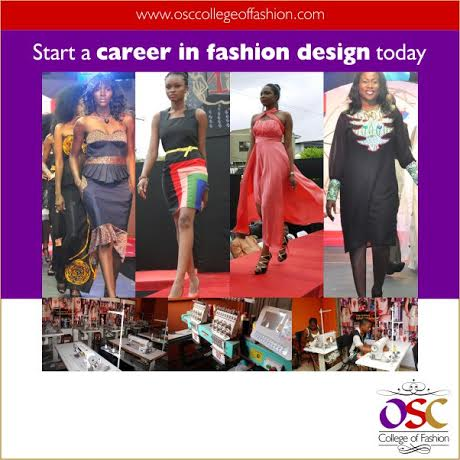 OSC College of Fashion - BellaNaija - April 2014