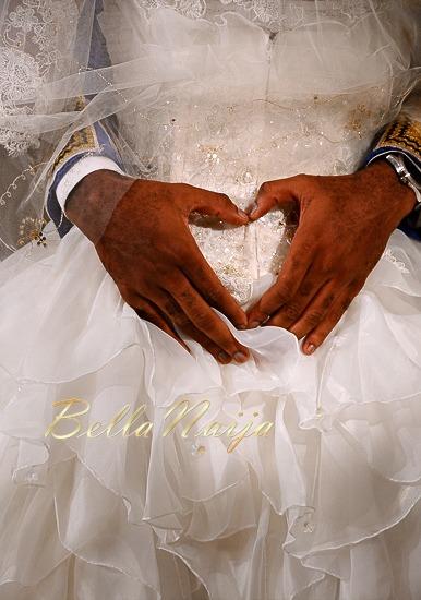 Ohimai Amaize & Tessy Oliseh Wed 1 - BellaNaija005