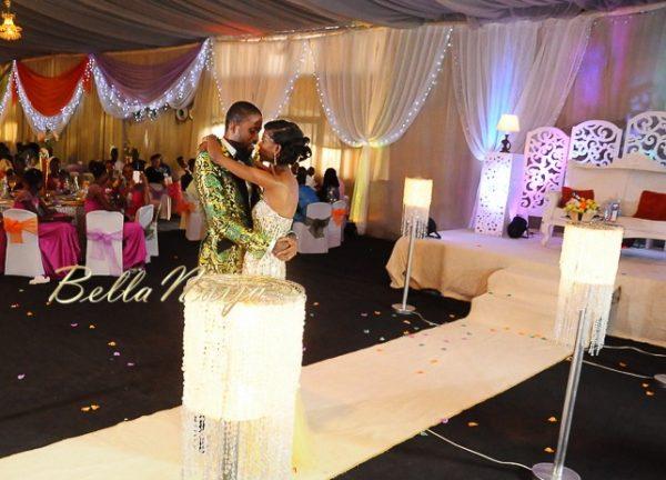 Ohimai Amaize & Tessy Oliseh Wed - BellaNaija009