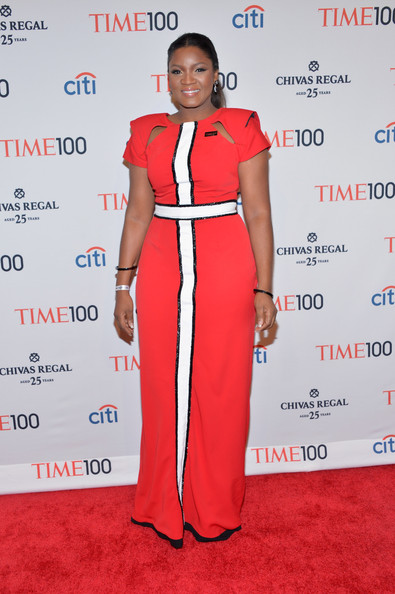 Omotola Jalade-Ekeinde at the Time 100 Gala - April 2014 - BellaNaija.com 02
