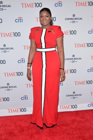 Omotola Jalade-Ekeinde at the Time 100 Gala - April 2014 - BellaNaija.com 02