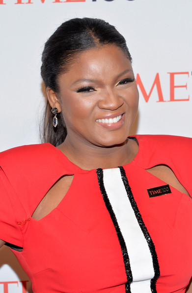 Omotola Jalade-Ekeinde at the Time 100 Gala - April 2014 - BellaNaija.com 05