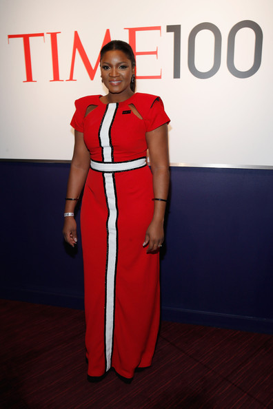 Omotola Jalade-Ekeinde at the Time 100 Gala - April 2014 - BellaNaija.com 06