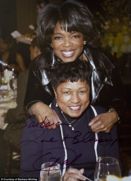 Oprah & Barbara Winfrey - April 2014 - BellaNaija.com