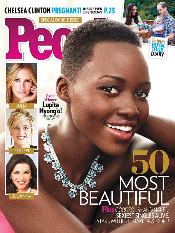 People's Most Beautiful Woman in the World - April 2014 - BellaNaija.com 01
