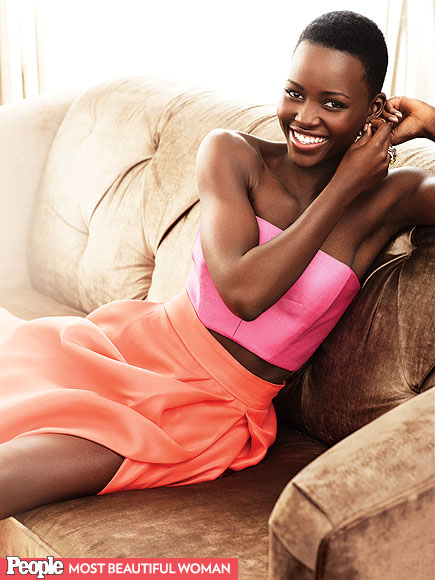 Lupita Nyong O Covers People Magazine S World S Most Beautiful Woman Issue Welcome To Ajose