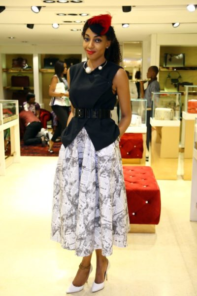 Polo Avenue launches 2014 SS Gucci and Dolce & Gabbana Collection - BellaNaija - April2014004