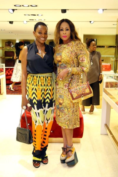 Polo Avenue launches 2014 SS Gucci and Dolce & Gabbana Collection - BellaNaija - April2014021