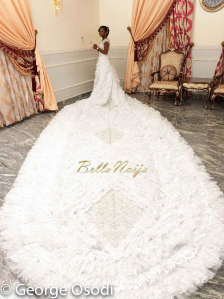 President Goodluck Jonathan of Nigeria Daughter's Wedding - Faith Sakwe Elizabeth & Edward Osim | Photography by George Osodi | BellaNaija Weddings 00