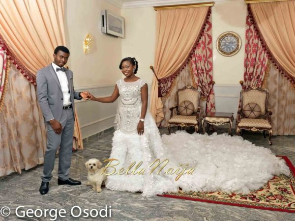 President Goodluck Jonathan of Nigeria Daughter's Wedding - Faith Sakwe Elizabeth & Edward Osim | Photography by George Osodi | BellaNaija Weddings 01