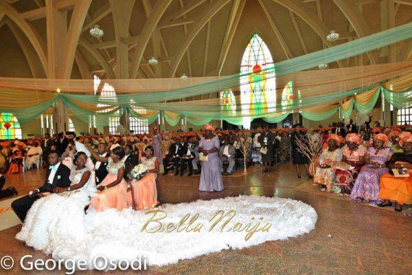 President Goodluck Jonathan of Nigeria Daughter's Wedding - Faith Sakwe Elizabeth & Edward Osim   Photography by George Osodi   BellaNaija Weddings 012