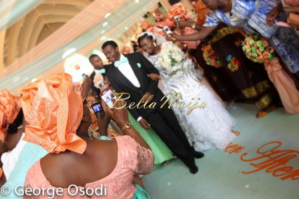 President Goodluck Jonathan of Nigeria Daughter's Wedding - Faith Sakwe Elizabeth & Edward Osim | Photography by George Osodi | BellaNaija Weddings 013