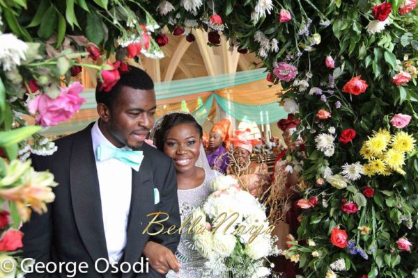 President Goodluck Jonathan of Nigeria Daughter's Wedding - Faith Sakwe Elizabeth & Edward Osim | Photography by George Osodi | BellaNaija Weddings 014