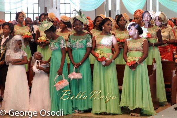 President Goodluck Jonathan of Nigeria Daughter's Wedding - Faith Sakwe Elizabeth & Edward Osim | Photography by George Osodi | BellaNaija Weddings 016