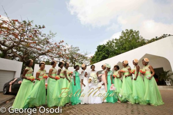 President Goodluck Jonathan of Nigeria Daughter's Wedding - Faith Sakwe Elizabeth & Edward Osim | Photography by George Osodi | BellaNaija Weddings 020