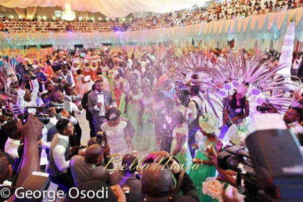 President Goodluck Jonathan of Nigeria Daughter's Wedding - Faith Sakwe Elizabeth & Edward Osim | Photography by George Osodi | BellaNaija Weddings 023