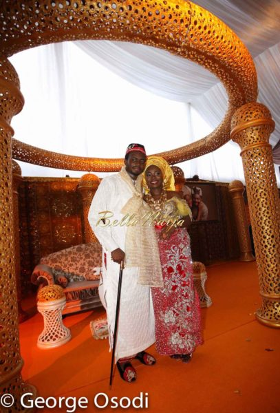 President Goodluck Jonathan of Nigeria Daughter's Wedding - Faith Sakwe Elizabeth & Edward Osim | Photography by George Osodi | BellaNaija Weddings 026
