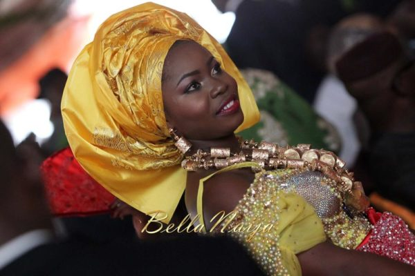 President Goodluck Jonathan of Nigeria Daughter's Wedding - Faith Sakwe Elizabeth & Edward Osim | Photography by George Osodi | BellaNaija Weddings 029