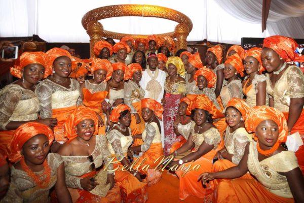 President Goodluck Jonathan of Nigeria Daughter's Wedding - Faith Sakwe Elizabeth & Edward Osim | Photography by George Osodi | BellaNaija Weddings 030