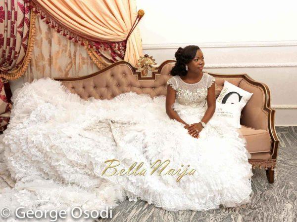 President Goodluck Jonathan of Nigeria Daughter's Wedding - Faith Sakwe Elizabeth & Edward Osim | Photography by George Osodi | BellaNaija Weddings 08