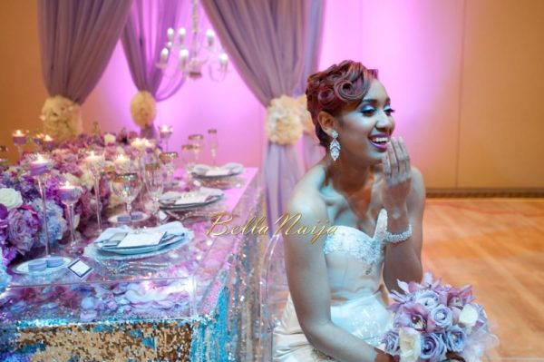 Radiant Orchid Wedding - Radiant Royale _ Pantone Color 2014 - Lily V Events - BellaNaija Weddings - 0Details-145