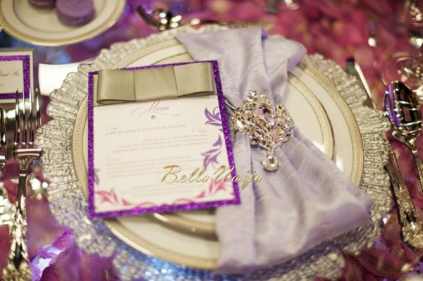 Radiant Orchid Wedding - Radiant Royale _ Pantone Color 2014 - Lily V Events - BellaNaija Weddings - 0Details-15(2)