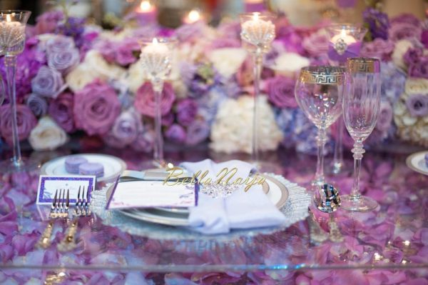 Radiant Orchid Wedding - Radiant Royale _ Pantone Color 2014 - Lily V Events - BellaNaija Weddings - 0Details-175