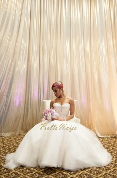 Radiant Orchid Wedding - Radiant Royale _ Pantone Color 2014 - Lily V Events - BellaNaija Weddings - 0ModelBride-175