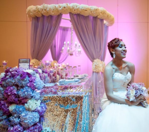 Radiant Orchid Wedding - Radiant Royale _ Pantone Color 2014 - Lily V Events - BellaNaija Weddings - 0details-142 2