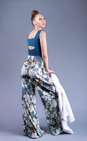 Sally Bawa 2014 Collection Lookbook - BellaNaija - April2014014