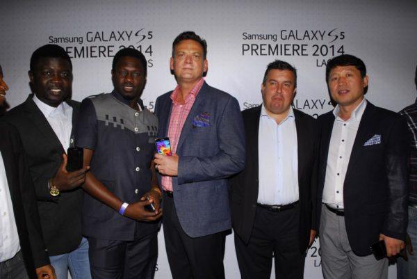 Samsung S5 Launch - BellaNaija - April - 2014 - image004