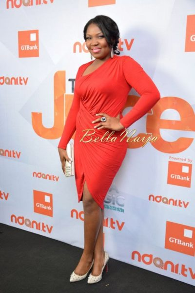Sasha P - Ndani TV Launch Party - April 2014 - BellaNaija 04