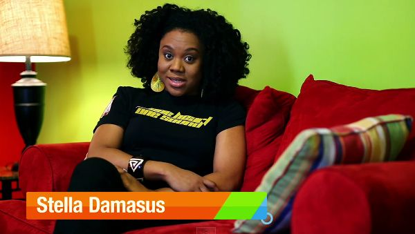Stella Damasus - Episode 6 of Stella Damasus Diaries - April 2014 - BellaNaija
