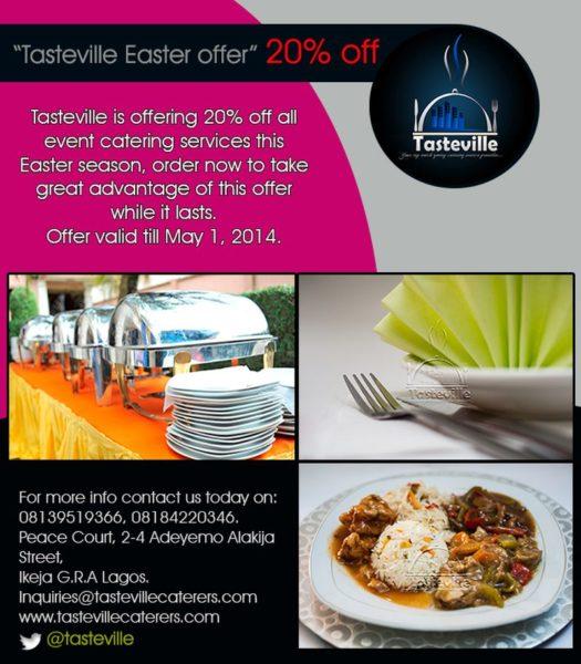 Tasteville - BN Bargains - April 2014 - BellaNaija 01
