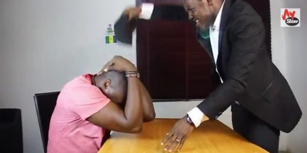 The Interrogation - AY Live - April 2014 - BellaNaija,com