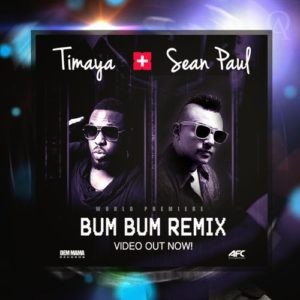 Timaya Feat. Sean Paul - Bum Bum Remix - BellaNaija - April - 2014