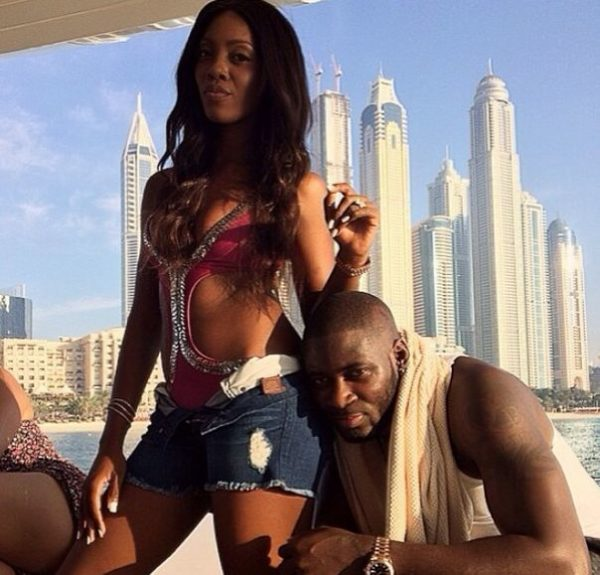 Tiwa Savage & Tee Billz - April 2014 - Heading Back Home - BellaNaija.com 01