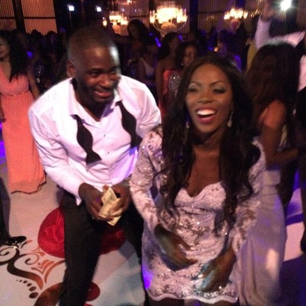 Tiwa TeeBillz Dubai Wedding